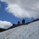 Vanoise 12.7. Col de la Leisse (70)